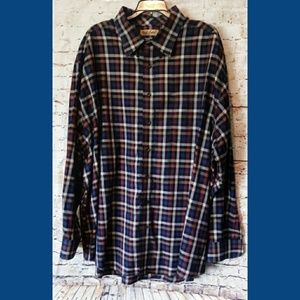 Roundtree & Yorke Gold Label Shirt Size 3XL